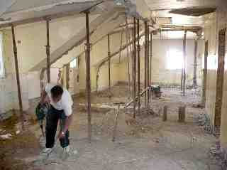 Work on New Vocational Training Center for Girls