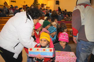 Edukans Gifts Given to Children