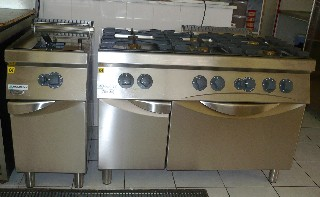 Kitchen Equipment Donated by the Rotary Foundation